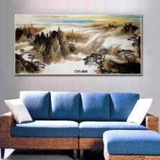 Tranh  Canvas  treo tường phong cảnh CVS884