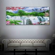 Tranh tranh canvas, tranh treo tường phong cảnh CVS900