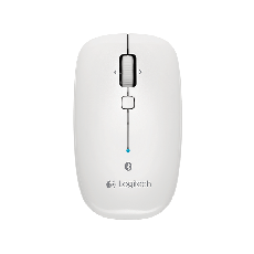 Chuột Logitech Bluetooth Mouse M557 Pear White