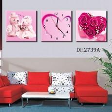 Tranh treo tường 3 bức nghệ thuật DH2739A