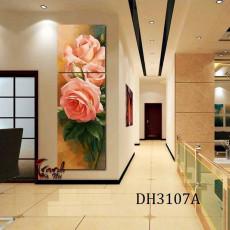 Tranh treo tường 3 bức DH3107A