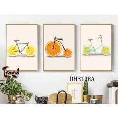 Tranh nhà bếp, tranh phòng ăn, tranh treo tường DH3128A