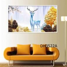 Tranh trang trí treo tường nghệ thuật con Hươu DH3522A