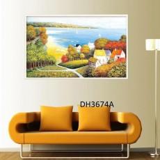 Tranh treo tường nghệ thuật DH3674A