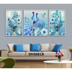 Tranh treo tường nghệ thuật  DH3681A