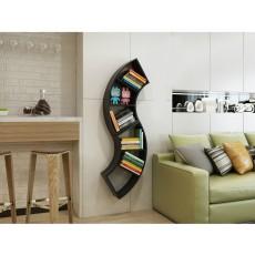 Bộ kệ gỗ trang trí để sách KG149