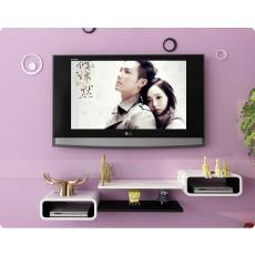 Bộ kệ gỗ trang trí hộc Tivi KG150
