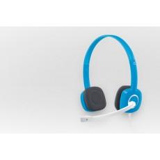 Tai nghe Logitech Stereo Headset H150 - Sky Blue