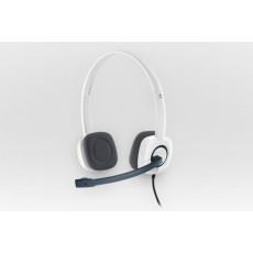 Tai nghe Logitech Stereo Headset H150 - Cloud White