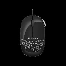 Chuột quang có dây Logitech M105 - màu đen