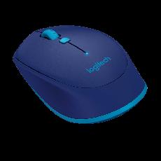 Chuột Logitech Bluetooth Mouse M337 blue