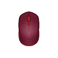 Chuột Logitech Bluetooth Mouse M337 red