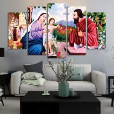 Tranh nghệ thuật Thiên Chúa NT164