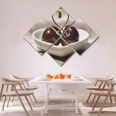 Tranh nhà bếp, tranh phòng ăn, tranh treo tường NT320