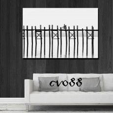 Tranh treo tường nghệ thuật CV088 (40cmx60cm)