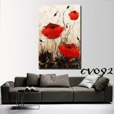Tranh treo tường nghệ thuật CV092 (40cmx60cm)