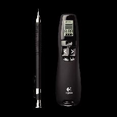 Điều khiển trình chiếu Logitech Wireless Presenter R800 - USB - FE