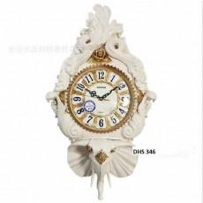 Đồng hồ trang trí DHS346