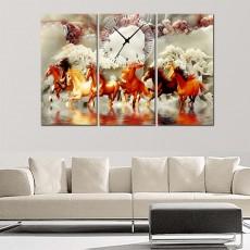 Tranh đồng hồ, tranh treo tường nghệ thuật T41