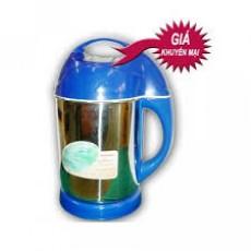 Máy làm sữa đậu nành Komasu KM349 màu xanh nước biển
