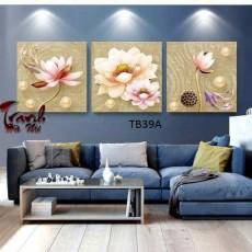 Tranh Canvas, tranh treo tường trang trí CVS09B