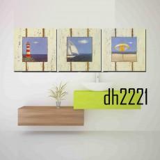 Tranh ghép nghệ thuật DH2221A