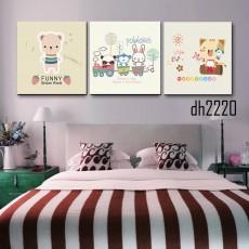 Tranh ghép nghệ thuật DH2220A