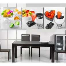 Tranh nhà bếp, tranh phòng ăn, tranh treo tường DH2647A