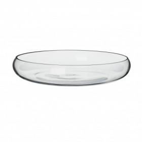 Bát thả hoa IKEA BLOMSTER 26cm (Bowl, clear glass)