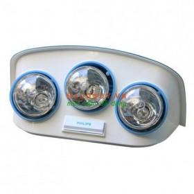 Đèn sưởi nhà tắm 3 bóng Philips DH-833