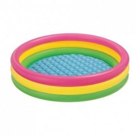 Bể bơi phao Intex 3 màu 114x25cm