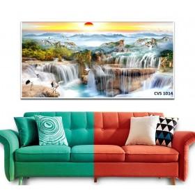 Tranh Canvas, tranh treo tường  CVS1014
