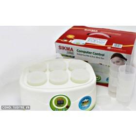 Máy làm sữa chua Sikma SK-08 6 cốc