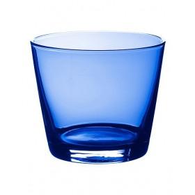 Cốc thủy tinh thấp IKEA DIOD màu xanh ngọc