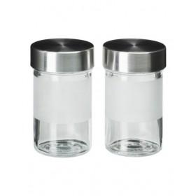 Lọ đựng gia vị IKEA DROPPAR (Spice jar) - bộ 2 lọ