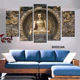 Tranh nghệ thuật đức phật DH3214A