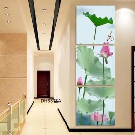 Tranh treo tường 3 bức nghệ thuật DH3333A