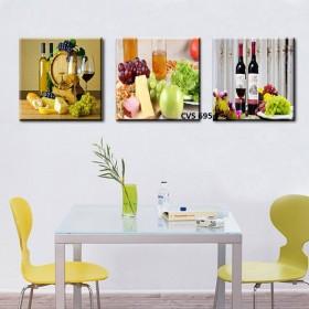 Tranh Canvas, tranh treo tường nhà bếp CVS695