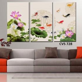 Tranh Canvas, tranh treo tường nghệ thuật CVS728