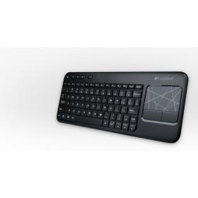 Bàn phím không dây Touch Logitech K400R
