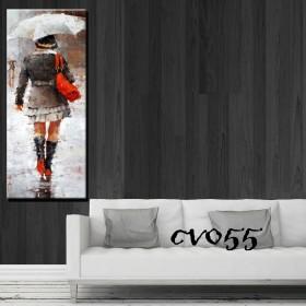 Tranh treo tường nghệ thuật CV055 (30cmx80cm)