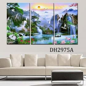 Tranh Canvas, tranh treo tường  CVS11B