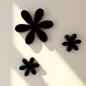 Bộ trang trí dán tường hình hoa