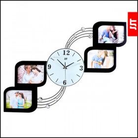 Đồng hồ treo tường kèm khung ảnh S68
