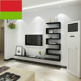 Kệ gỗ trang trí phòng khách KG156