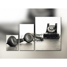 Tranh bộ treo tường Phone DH619A (kích thước 120x80cm)