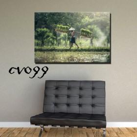 Tranh treo tường nghệ thuật CV099 (40cmx60cm)